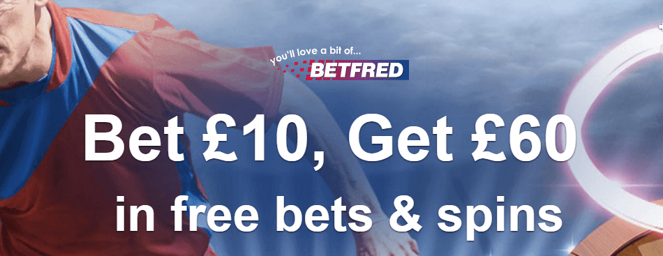 betfred promo code
