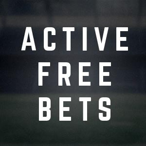 Bookmaker Active Free Bets
