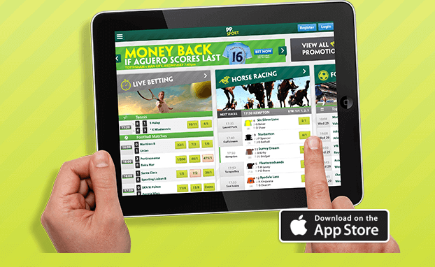 paddy power ipad