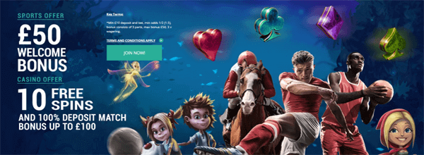 sportingbet promotional code offer