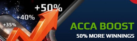 netbet acca boost ongoing promotion