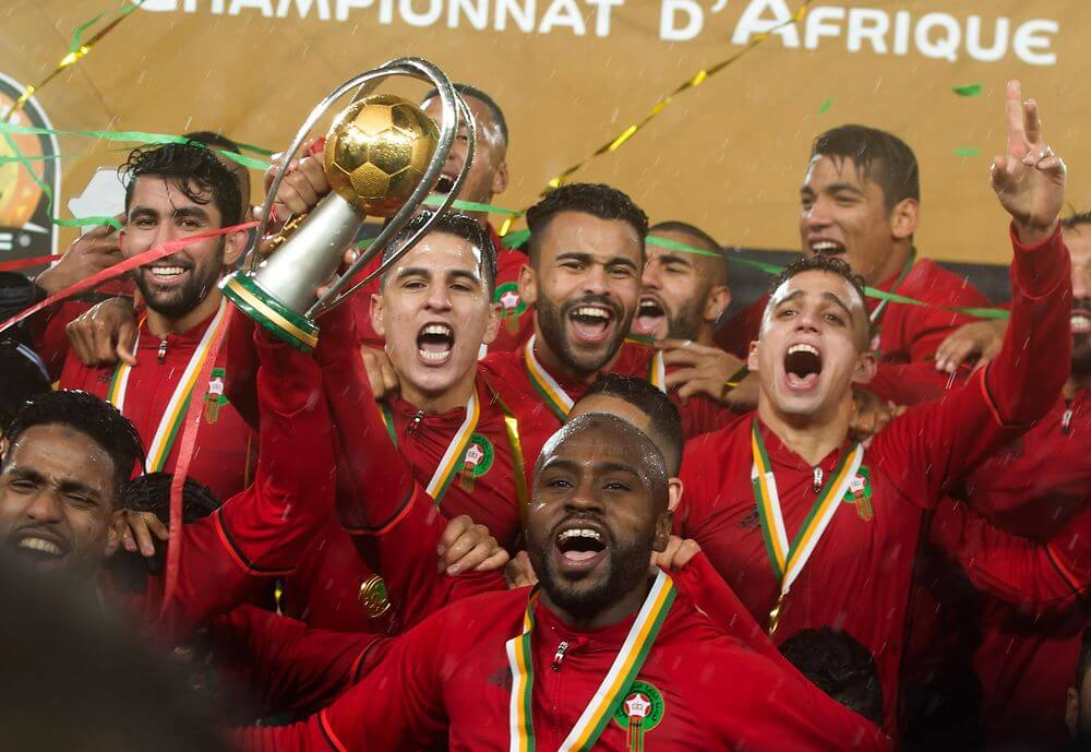 Morocco National Football Team
