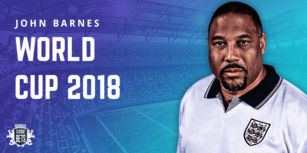 John Barnes World Cup 2018 Odds
