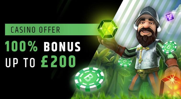 Fansbet Casino Welcome Bonus