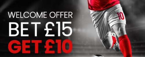 Betiton Sports Welcome Offer
