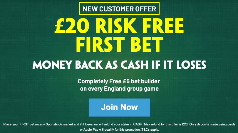 Paddy Power Euro offer
